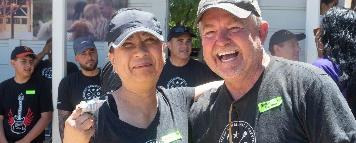 Community Service Day 2018
